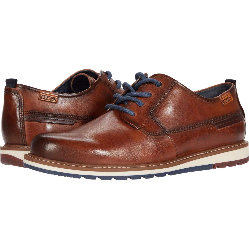 ピコリノス Pikolinos メンズ シューズ・靴 【Berna M8J-4314】Cuero