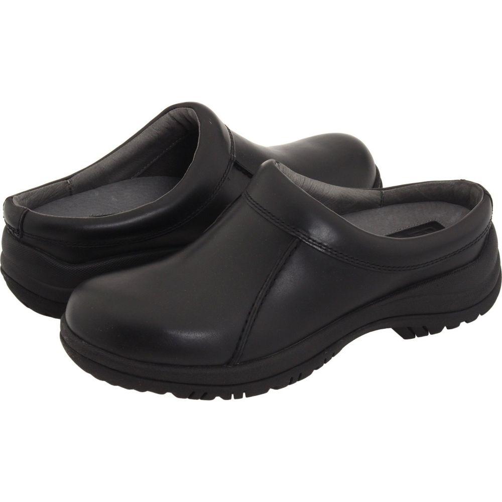 ダンスコ Dansko メンズ シューズ・靴 【Wil】Black Smooth Leather