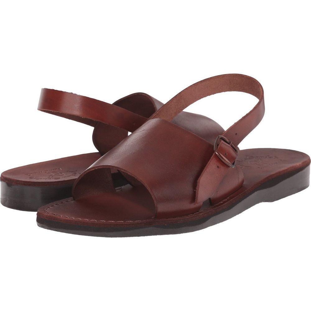 エルサレムサンダル Jerusalem Sandals メンズ シューズ・靴 【Aravah -】Brown