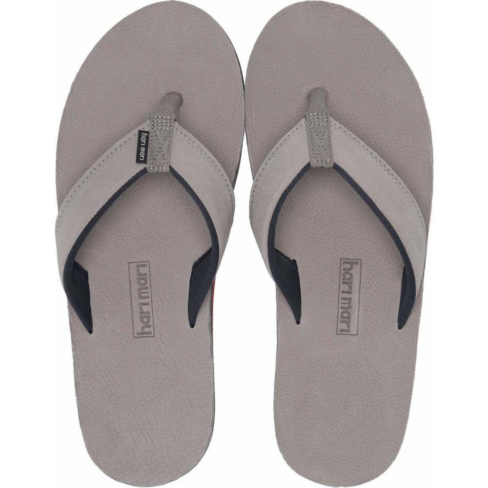 ハリマリ hari mari メンズ シューズ・靴 【Pier】Gray