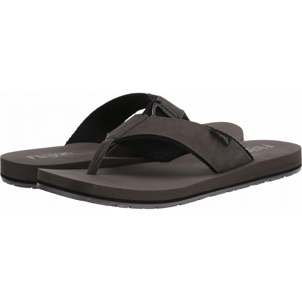 フロジョス Flojos メンズ シューズ・靴 【Estiller Lite】Gray/Black