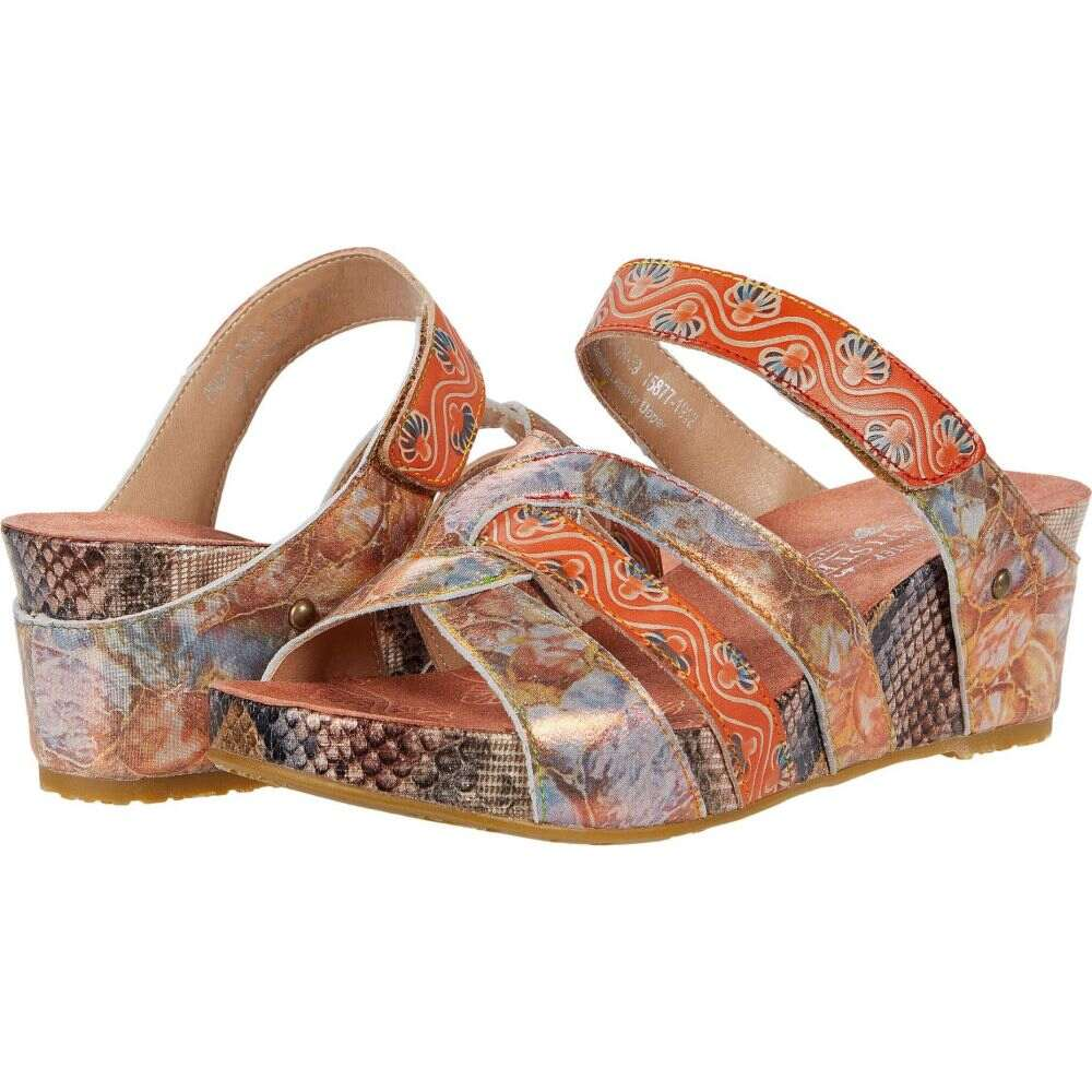 スプリングステップ L'Artiste by Spring Step レディース シューズ・靴 【Pinriyo】Orange