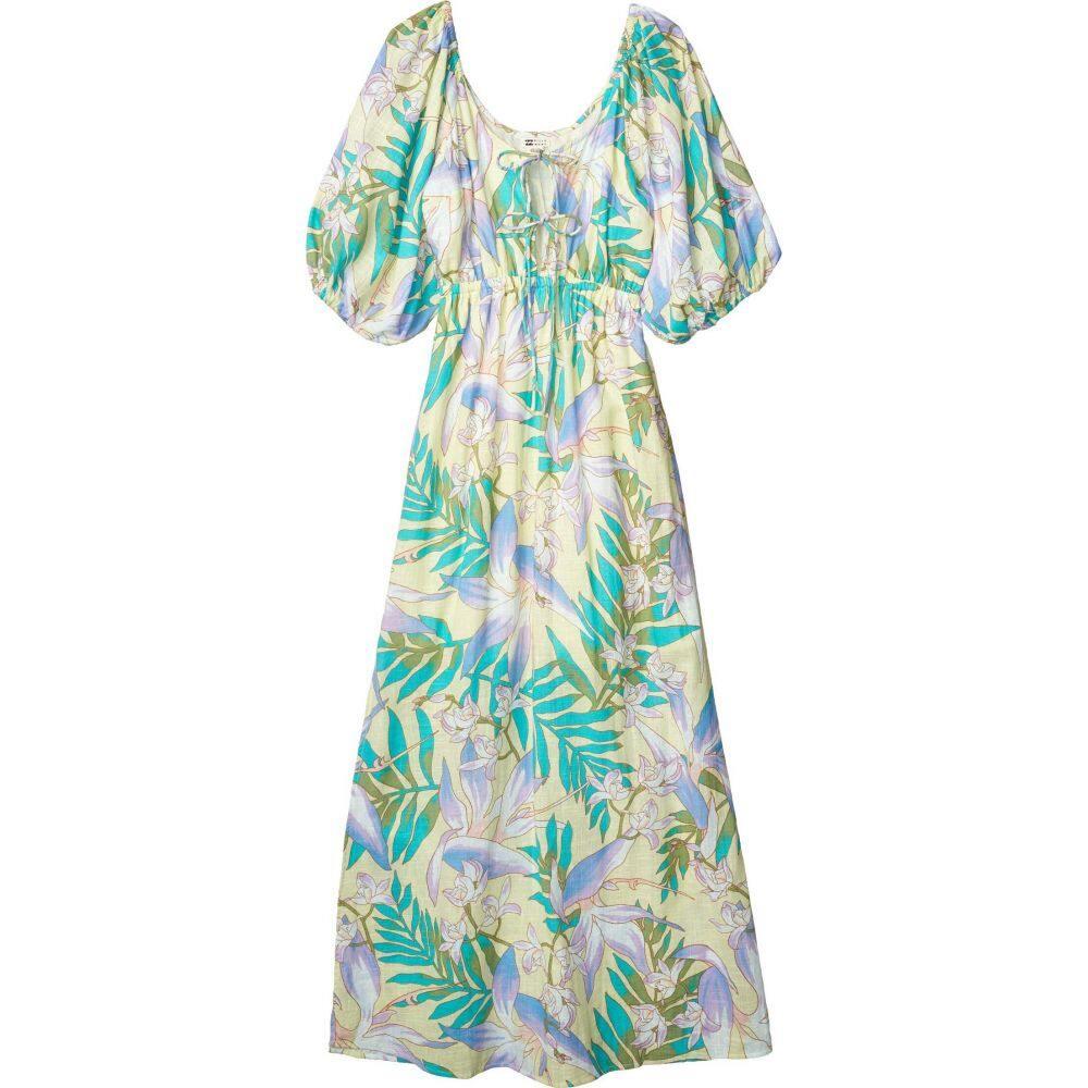 ビラボン Billabong レディース ワンピース ワンピース・ドレス【Todays Wish Dress】Sunburst