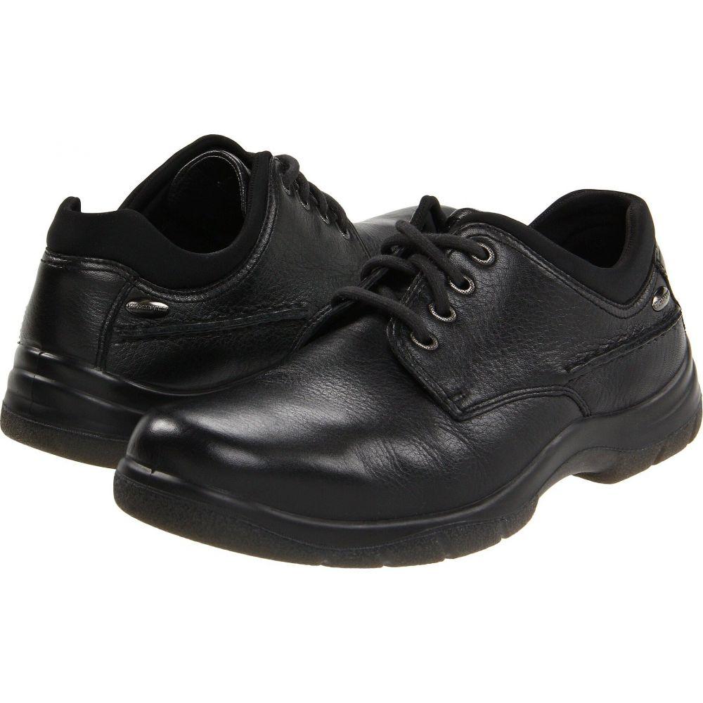 【Resolve】Black シューズ・靴 Hush Leather メンズ Puppies ハッシュパピー