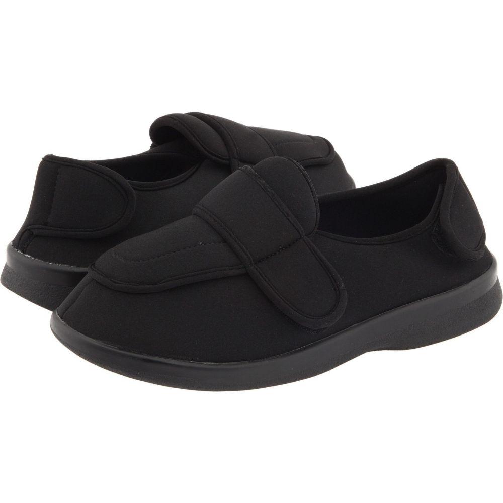 プロペット Propet メンズ シューズ・靴 【Cronus Medicare/HCPCS Code = A5500 Diabetic Shoe】Black