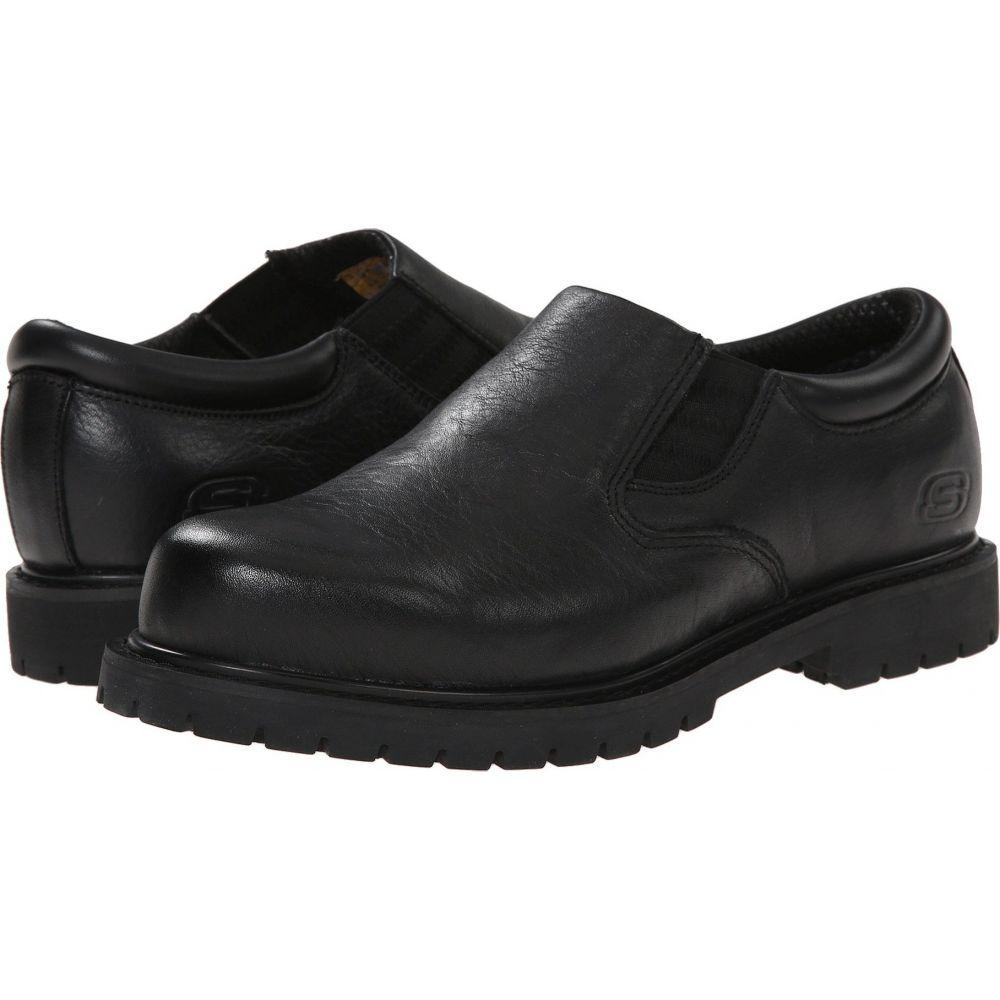 スケッチャーズ SKECHERS Work メンズ シューズ・靴 【Cottonwood Goddard】Black