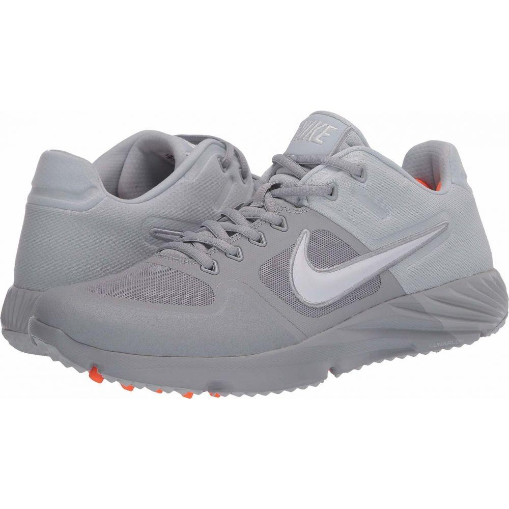 ナイキ Nike メンズ シューズ・靴 【Alpha Huarache Elite 2 Turf】Wolf Grey/White/Pure Platinum