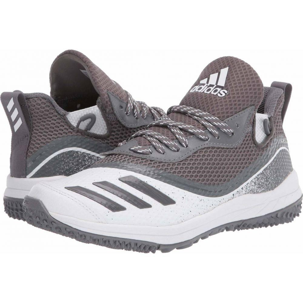 アディダス adidas メンズ シューズ・靴 【Icon V Turf】Grey Four/Grey Four/Footwear White