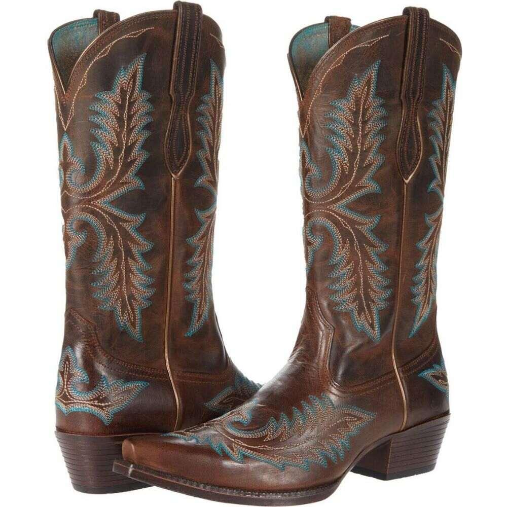専門店では アリアト Ariat レディース シューズ・靴 【Carolina】Sassy Brown, 京彩屋 466268bf