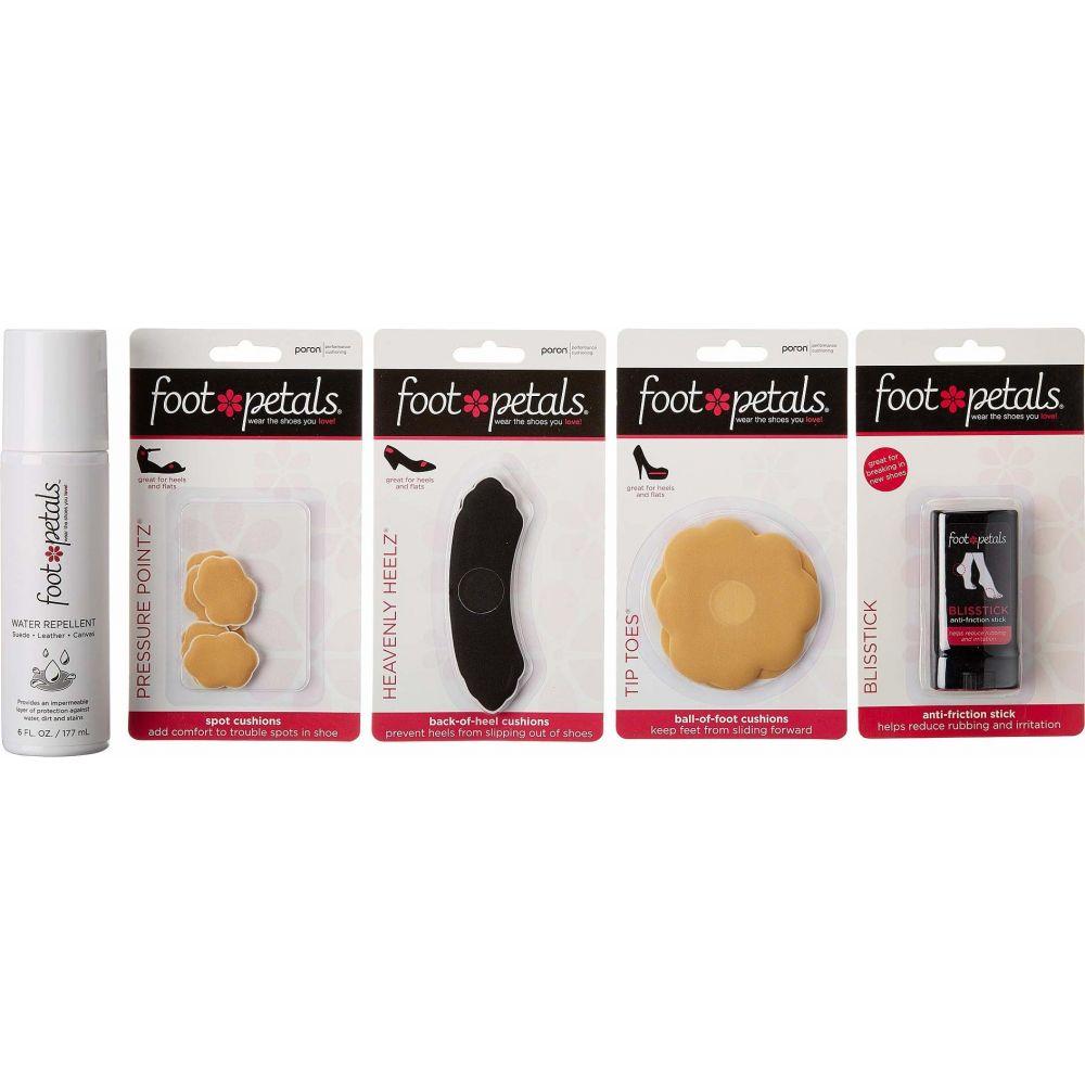 フットぺタルス Foot Petals レディース シューズ・靴 【New Shoes' Combo Gift & Care Pack For Foot & Shoe Health Essentials】Assorted