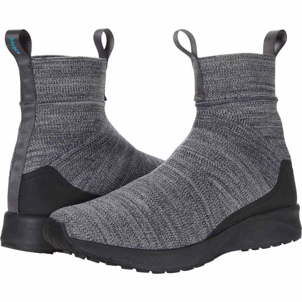 ネイティブ シューズ Native Shoes レディース シューズ・靴 【Nova HydroKnit】Onyx Melange/Jiffy Black/Jiffy Rubber:フェルマート