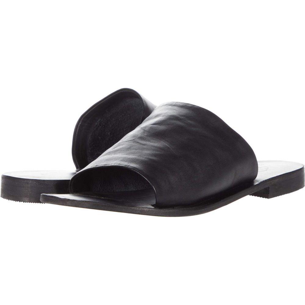 People Free Slide フリーピープル レディース スライドサンダル Sandal】Black シューズ・靴【Vicente サンダル・ミュール