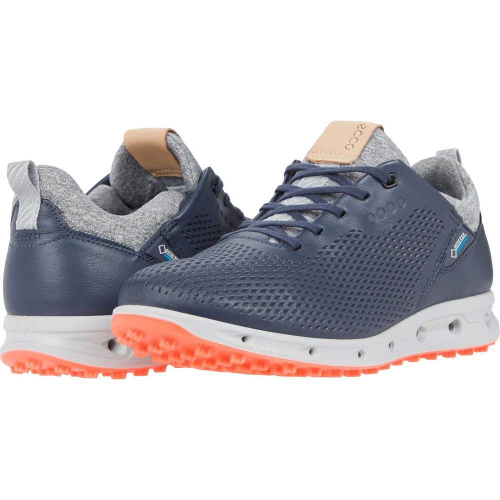 エコー レディース ゴルフ シューズ 靴 限定モデル Ombre 贈り物 Yak GORE-TEX Pro サイズ交換無料 Leather ECCO Golf Cool