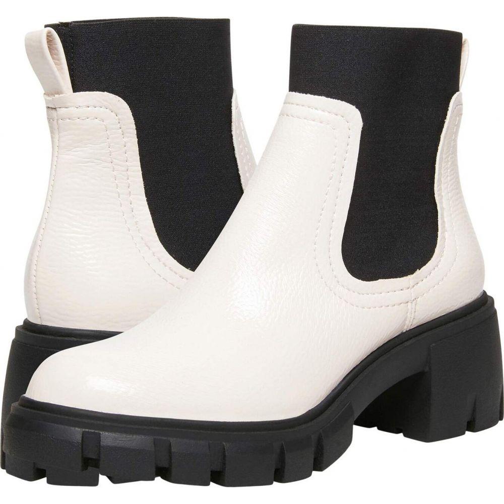 STEVEN NEW 【Hallsey】Bone YORK スティーブン ニューヨーク レディース Patent シューズ・靴