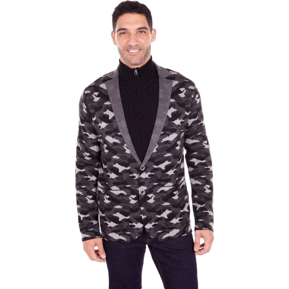 ロバートグラハム Robert Graham メンズ ニット・セーター トップス【Grey Impress Sweater】Grey