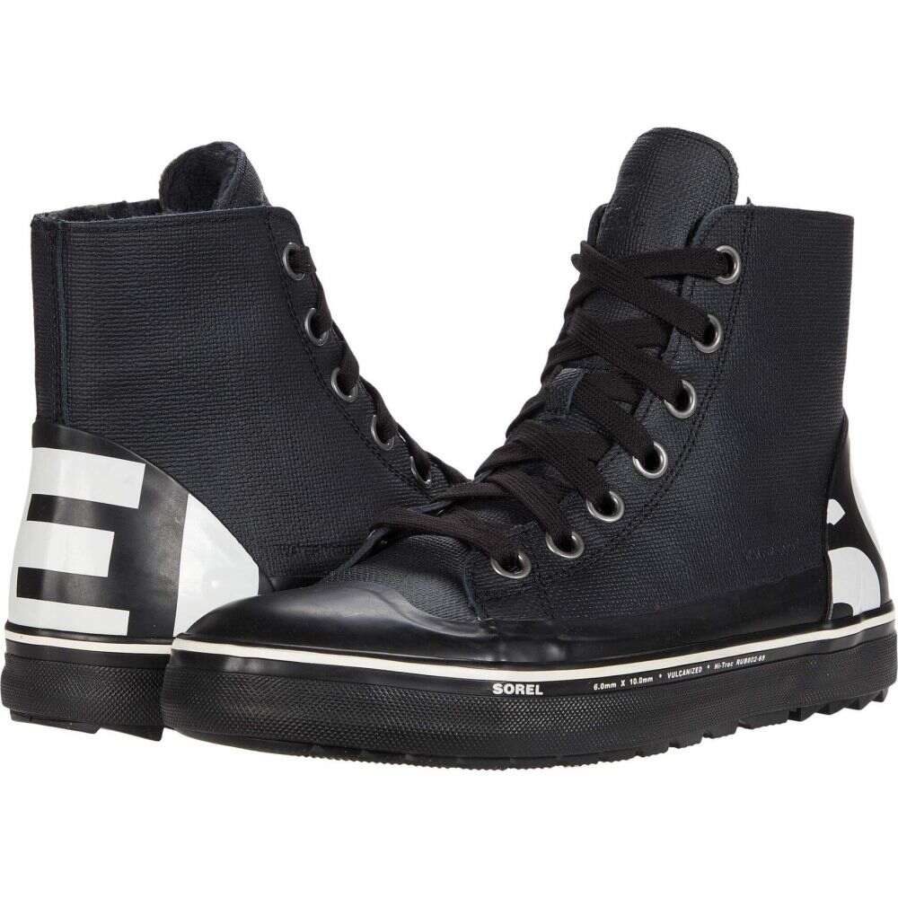 ソレル SOREL メンズ シューズ・靴 【Cheyanne(TM) Metro Hi Waterproof】Black