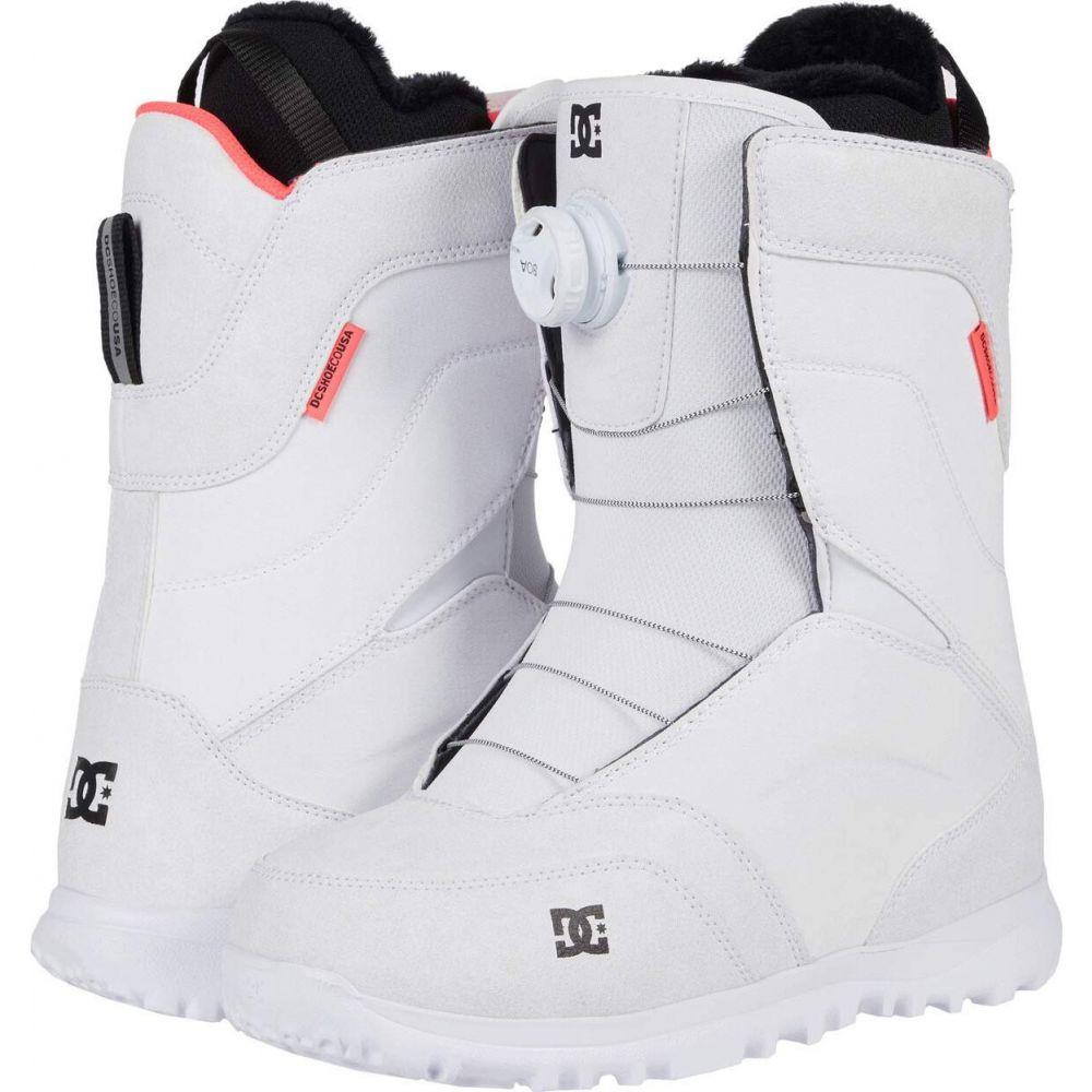 ディーシー レディース スキー 新作製品、世界最高品質人気! スノーボード 最新 シューズ 靴 White Search BOA Snowboard ブーツ DC サイズ交換無料 Boots