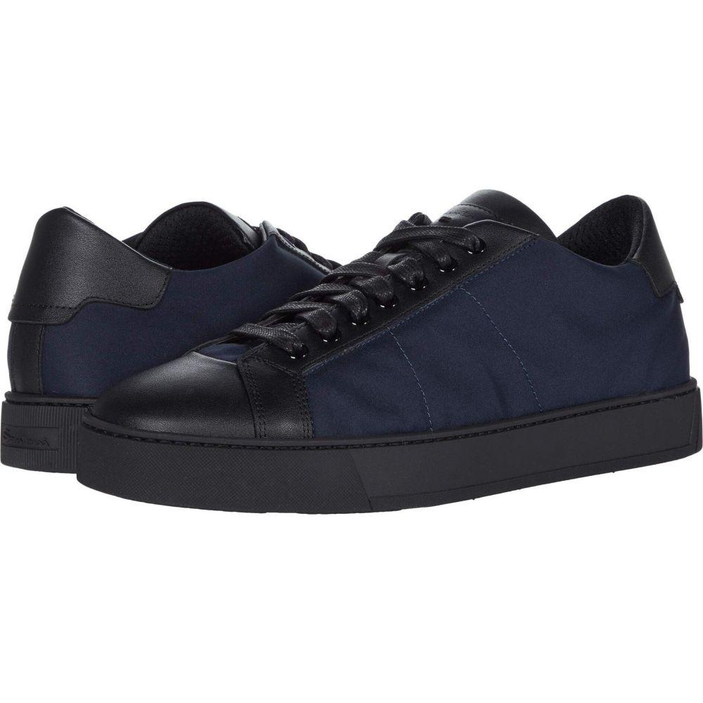 <title>サントーニ メンズ シューズ 靴 Black メーカー直売 サイズ交換無料 Santoni Richard</title>