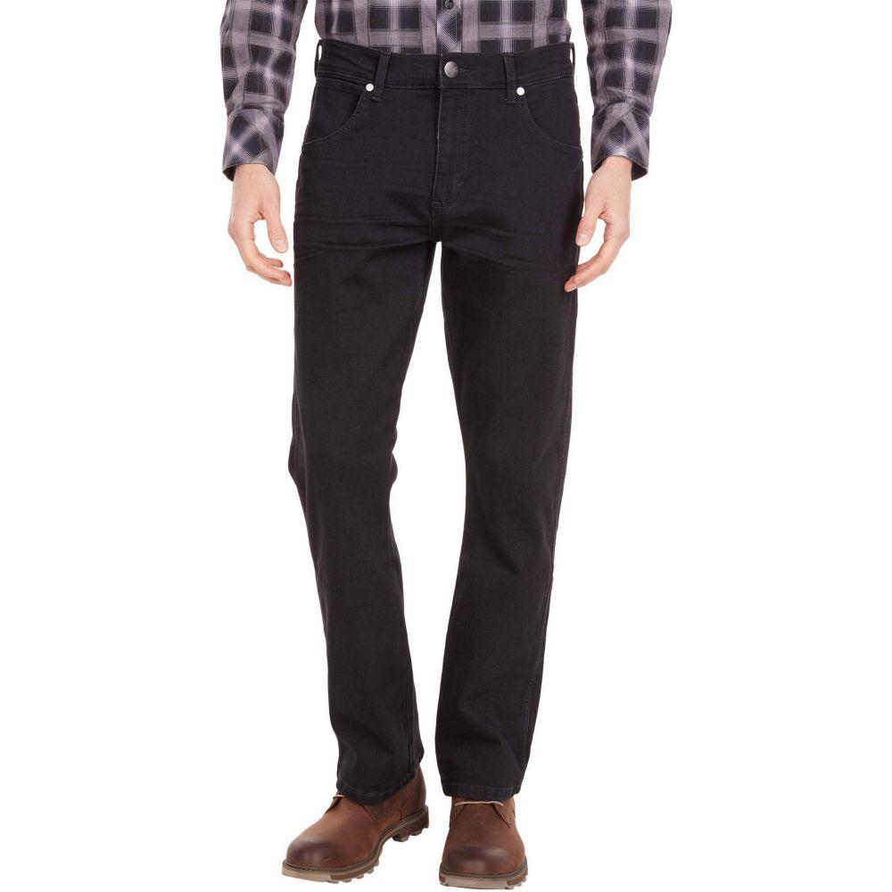 メンズ Wrangler ボトムス・パンツ【Retro ラングラー Slim Boot ジーンズ・デニム Jeans】Black