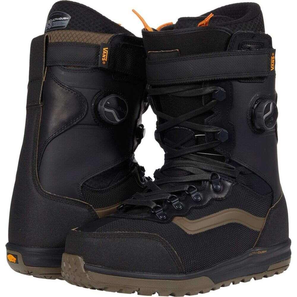 ヴァンズ メンズ スキー スノーボード シューズ 靴 本店 Black ブーツ Snowboard Infuse Boots サイズ交換無料 Vans 送料無料(一部地域を除く) Canteen