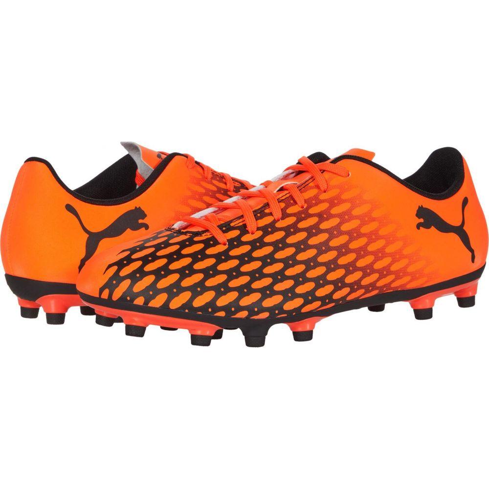 プーマ メンズ サッカー シューズ 靴 Shocking Orange Black PUMA 売店 サイズ交換無料 Puma III 往復送料無料 FG Spirit
