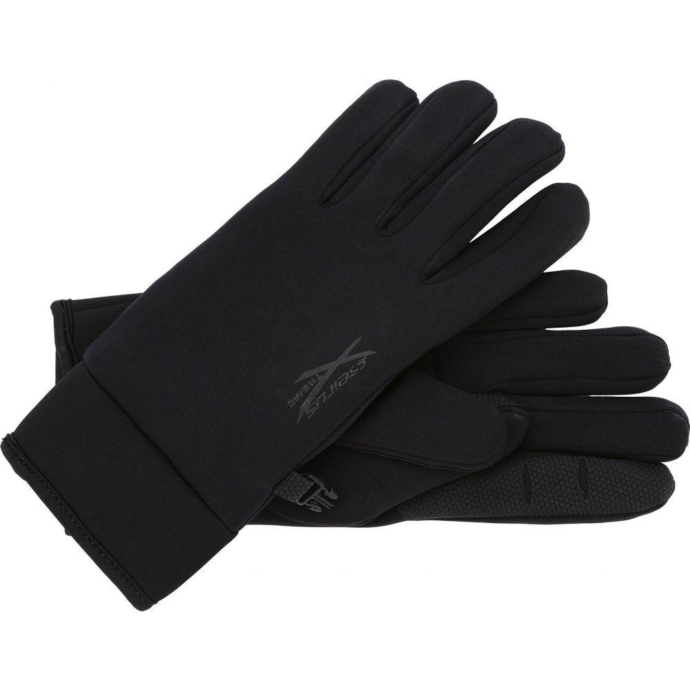 セイラス メンズ ファッション小物 手袋 グローブ Black サイズ交換無料 Glove TM Seirus Xtreme All 直送商品 Weather 価格 交渉 送料無料