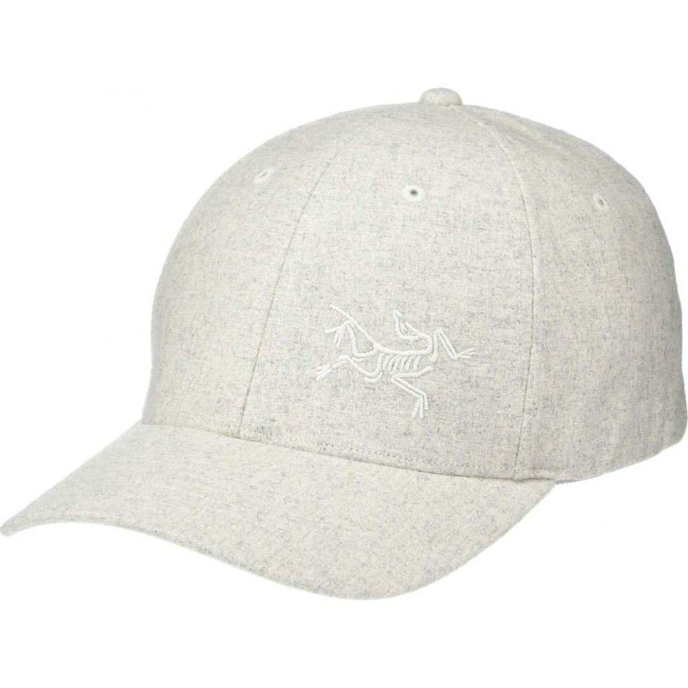 アークテリクス Arc'teryx メンズ キャップ 帽子【Wool Ball Cap】Light Grey Heather