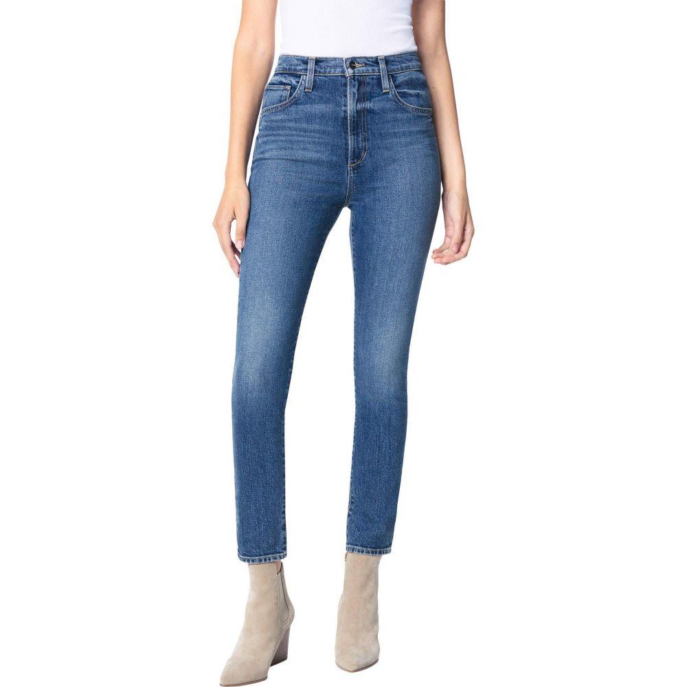 『1年保証』 ジョーズジーンズ Joe's Jeans Jeans レディース in ボトムス・パンツ【Raine Super High-Rise High-Rise in Rhapsody】Rhapsody, Ebony cube:496041a8 --- bungsu.net
