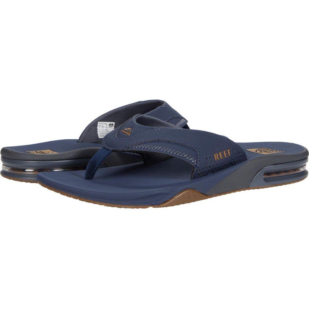 リーフ メンズ シューズ セール価格 靴 ビーチサンダル Seas サイズ交換無料 至上 Deep Reef Fanning