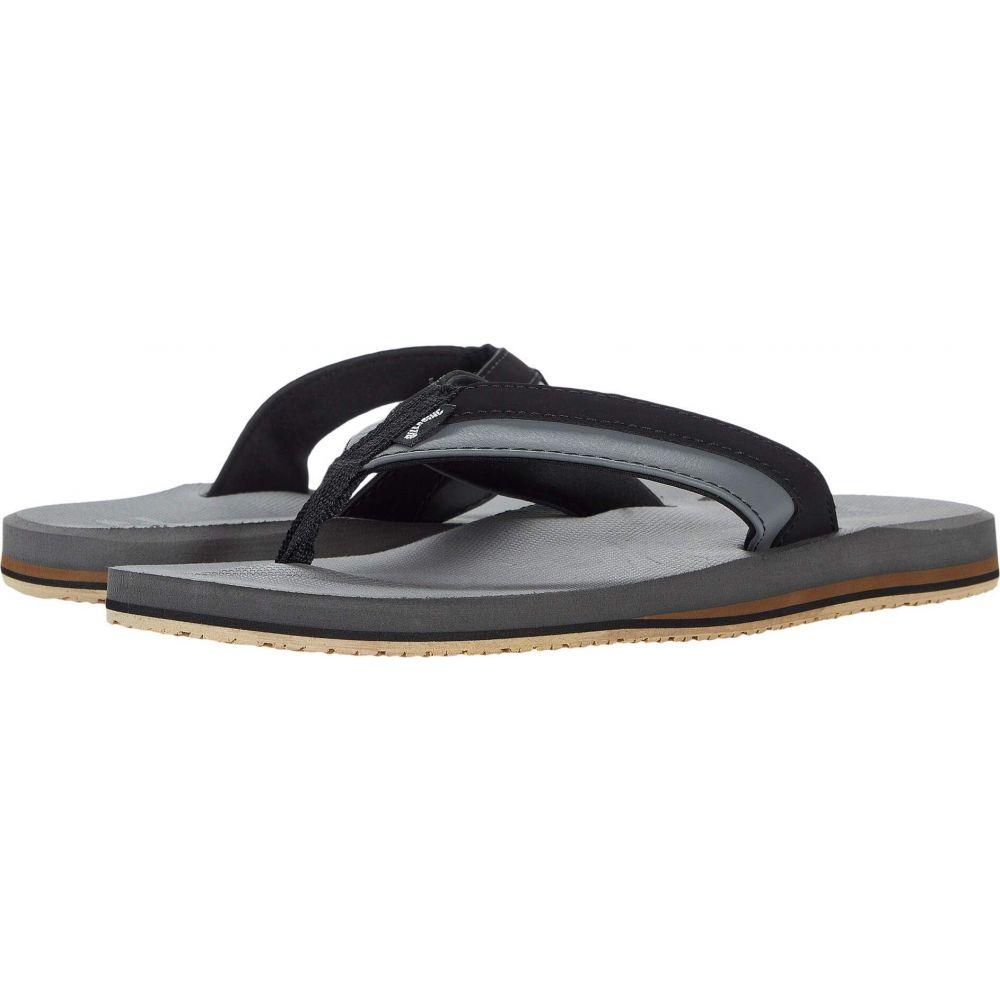 テレビで話題 ビラボン メンズ シューズ 靴 ビーチサンダル Charcoal All Day Billabong 永遠の定番モデル サイズ交換無料 Sandal Impact