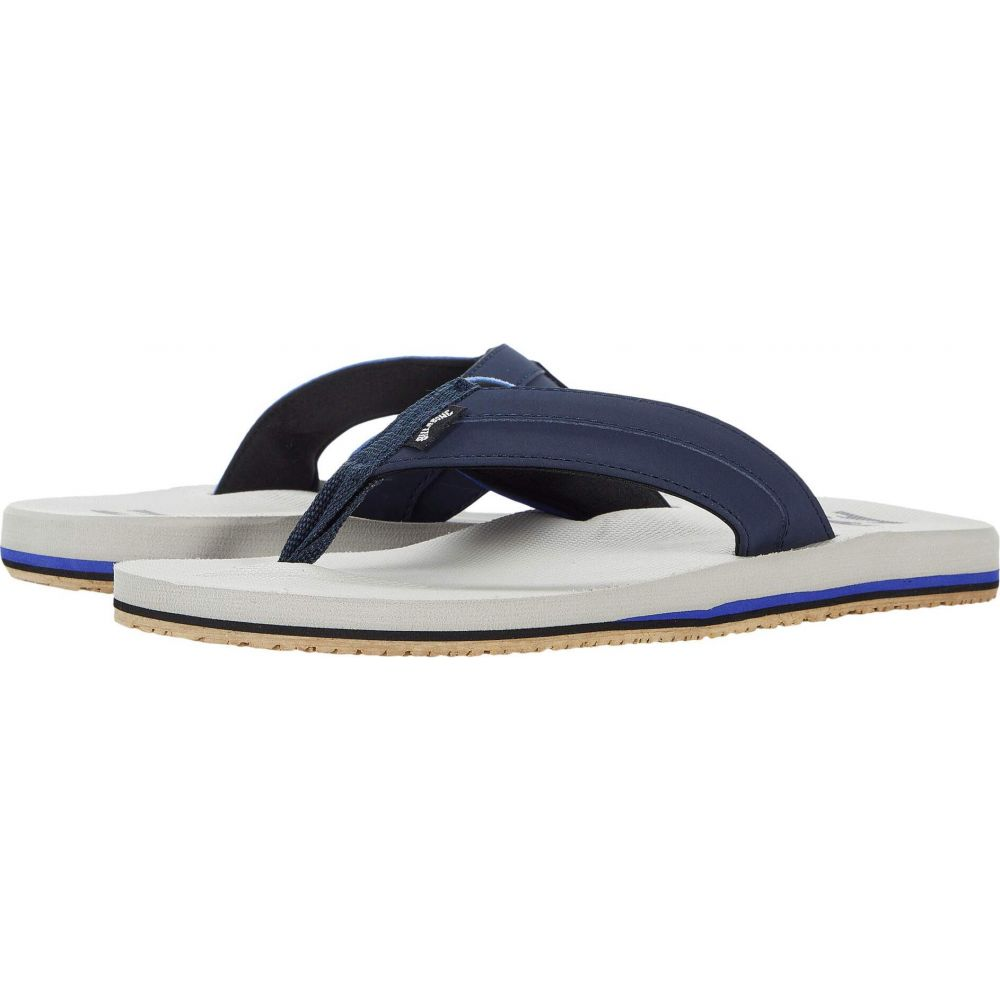 ビラボン メンズ シューズ 靴 ビーチサンダル Grey 永遠の定番モデル Day Sandal Billabong サイズ交換無料 お買い得 All Impact
