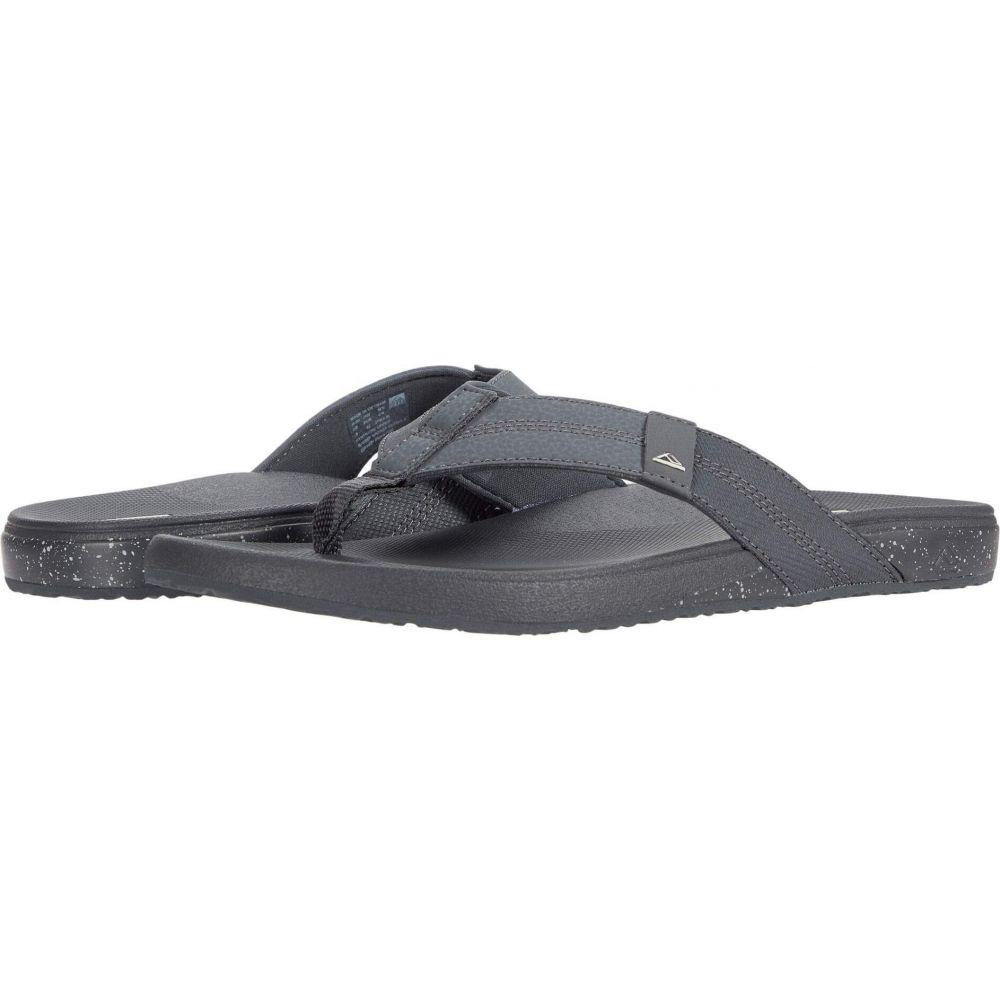 リーフ メンズ シューズ 靴 ビーチサンダル Dark Grey キャンペーンもお見逃しなく Cushion Phantom 評価 サイズ交換無料 Reef