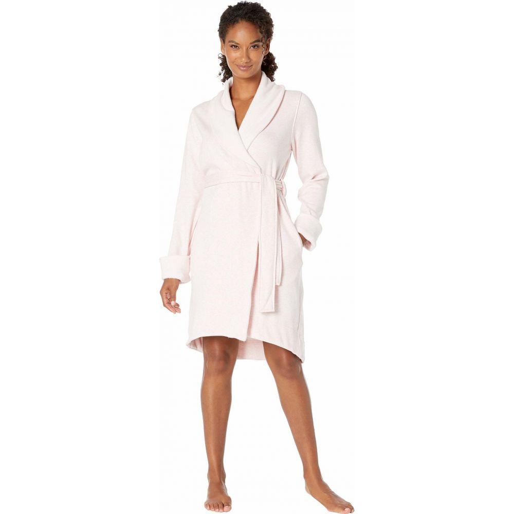 選択 今ダケ送料無料 アグ レディース インナー 下着 ガウン バスローブ Seashell サイズ交換無料 UGG Heather Blanche II Pink Robe