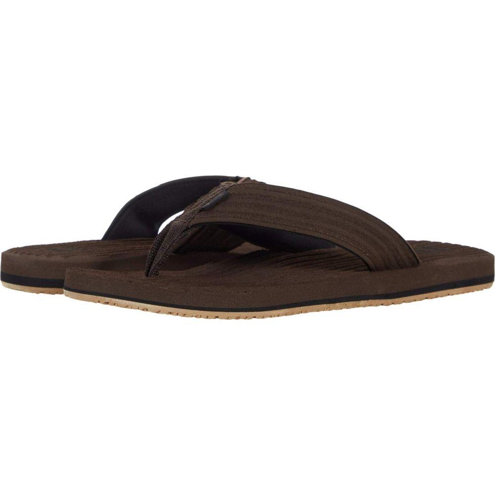 ビラボン メンズ シューズ 靴 ビーチサンダル セール特価 定番キャンバス Dark Brown Billabong Cord サイズ交換無料 Day Impact All