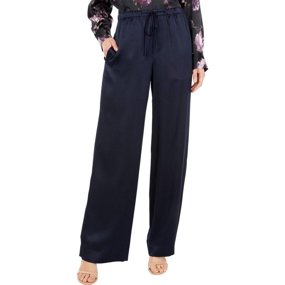 ヴィンス レディース インナー 下着 内祝い パジャマ ボトムのみ 新発売 サイズ交換無料 Vince PJ Coastal Satin Pants