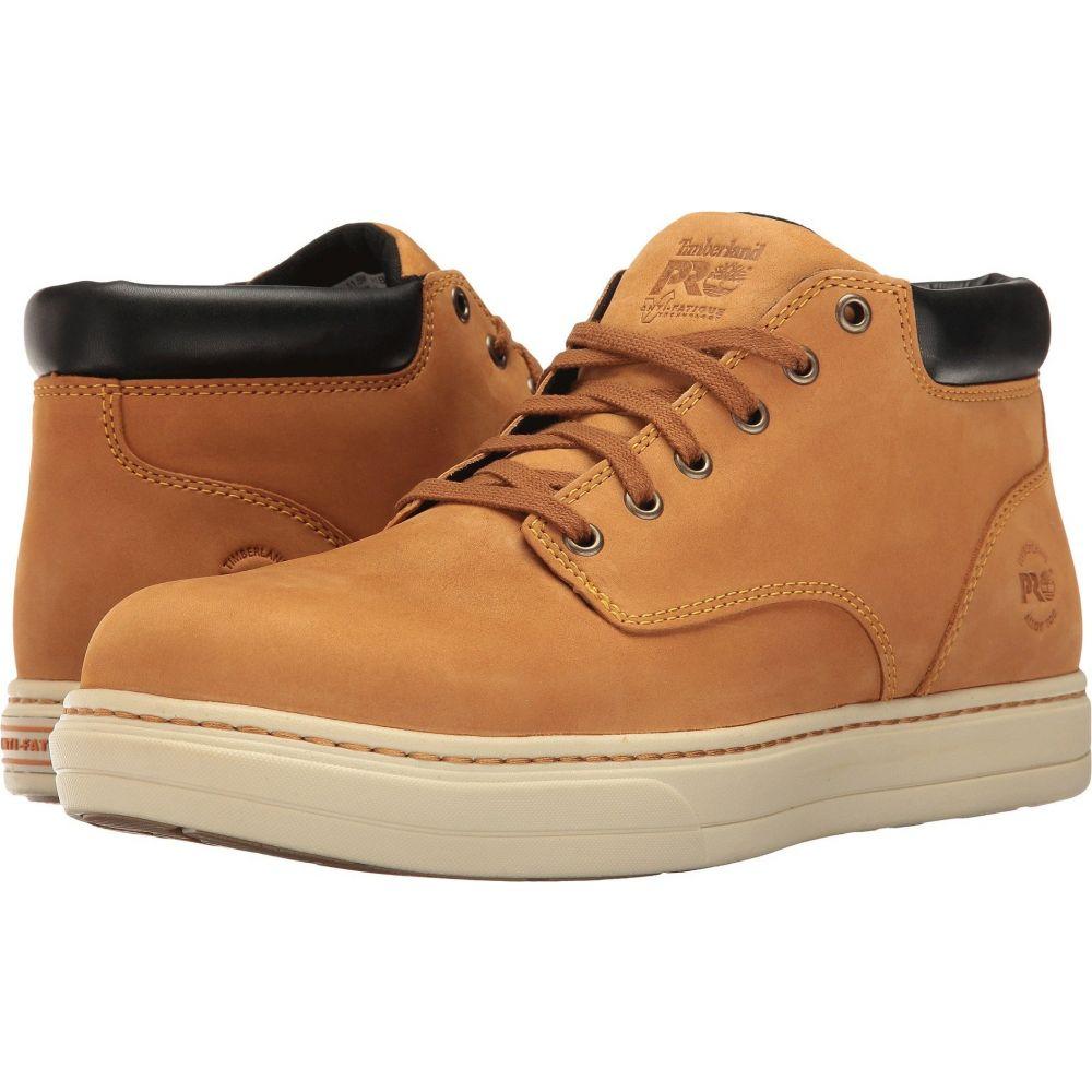 ティンバーランド メンズ ブランド買うならブランドオフ シューズ 靴 ブーツ Wheat Nubuck サイズ交換無料 Timberland PRO Disruptor EH 日本産 チャッカブーツ Toe Alloy Chukka Safety