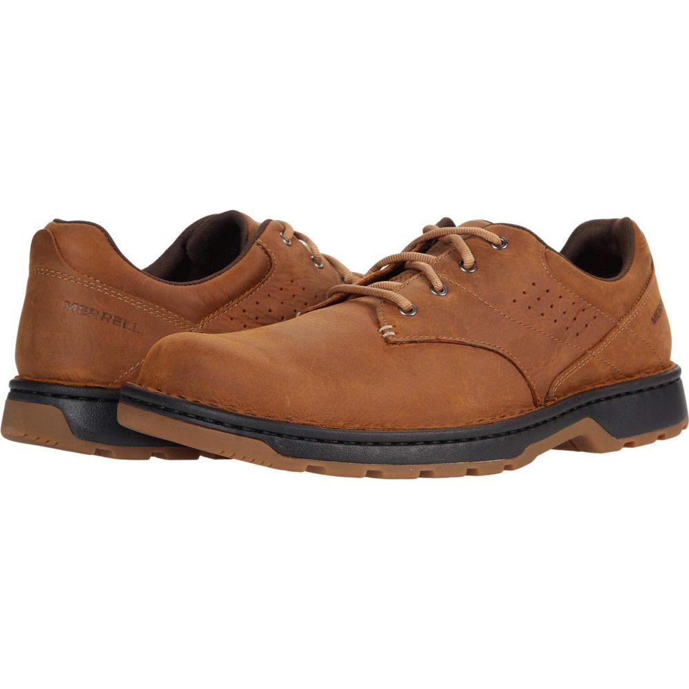 メレル メンズ シューズ 靴 祝日 舗 革靴 ビジネスシューズ サイズ交換無料 Merrell World Legend 2 Earth