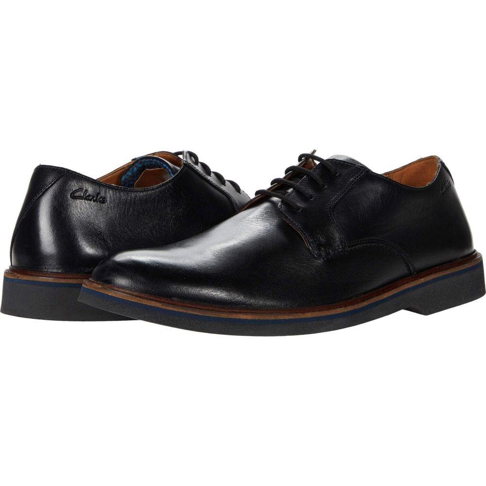 今ダケ送料無料 クラークス メンズ シューズ 靴 革靴 ビジネスシューズ Leather Plain 流行のアイテム Clarks Black サイズ交換無料 Malwood