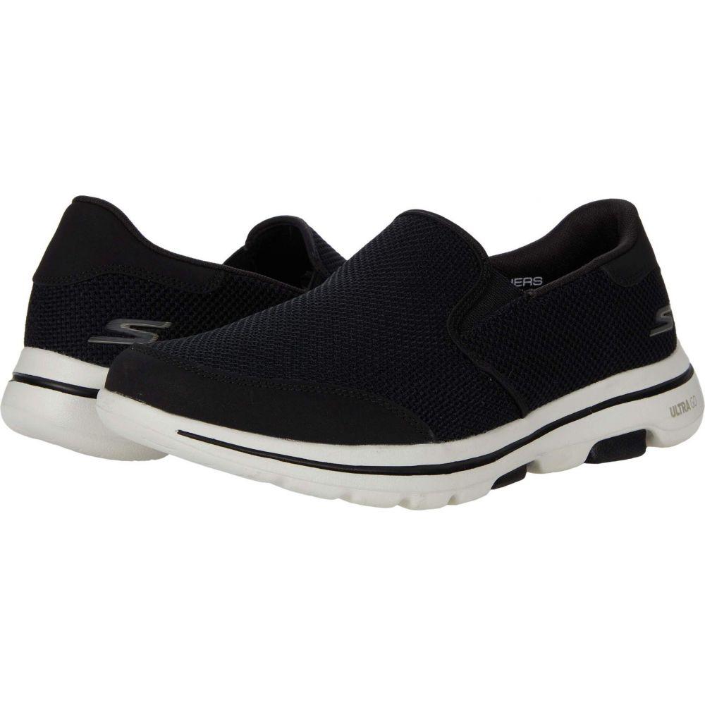 スケッチャーズ SKECHERS Performance メンズ ランニング・ウォーキング シューズ・靴【Go Walk 5 - 216063】Black/White
