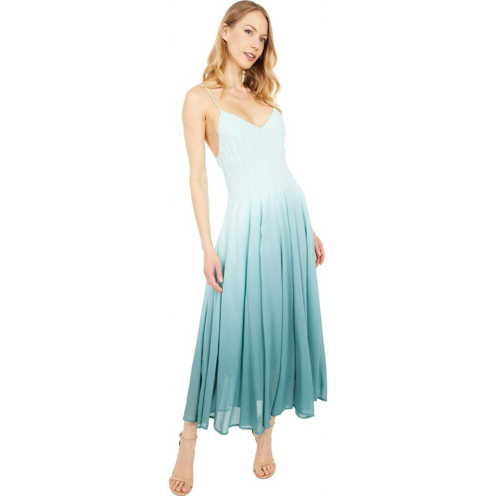 Dress】Ocean ファビュラス Bay ワンピース・ドレス【Fiona ヤング レディース Broke Ombre & Young アンド ブローク ワンピース Fabulous