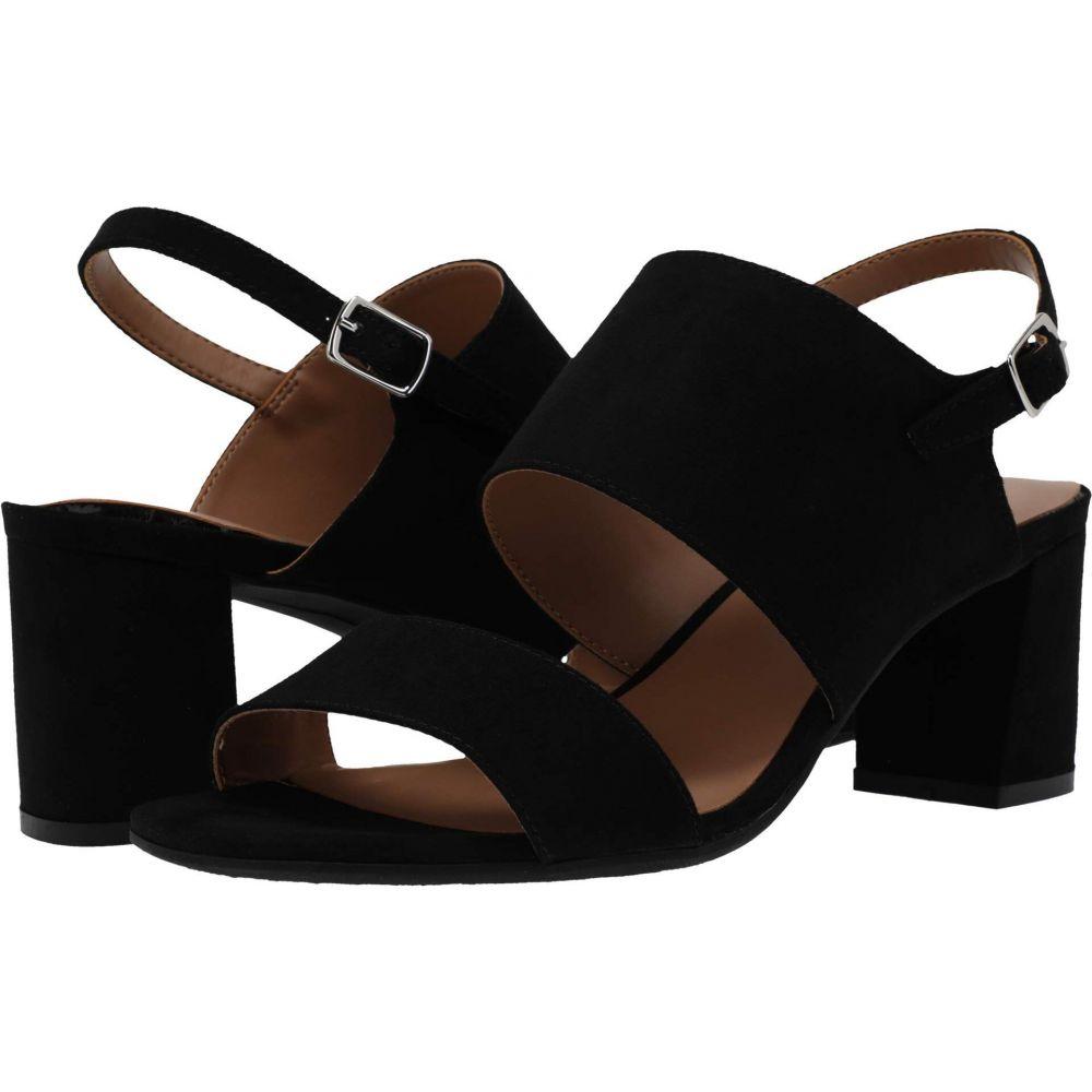 エアロソールズ Aerosoles レディース サンダル・ミュール シューズ・靴【Emmex】Black