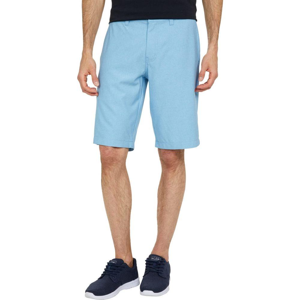 トラビスマシュー TravisMathew メンズ ショートパンツ ボトムス・パンツ【Kona Gold Shorts】Heritage Blue