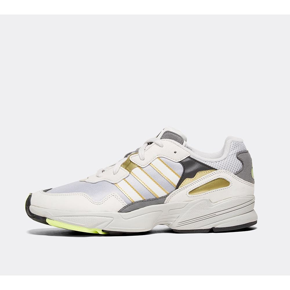 アディダス adidas Originals メンズ シューズ・靴 スニーカー【Yung 96 Trainer】Silver Metallic / Grey One