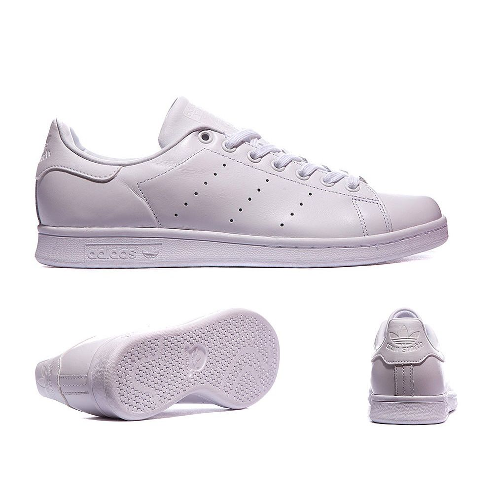 アディダス adidas Originals メンズ シューズ・靴 スニーカー【Stan Smith Trainer】White/White/White