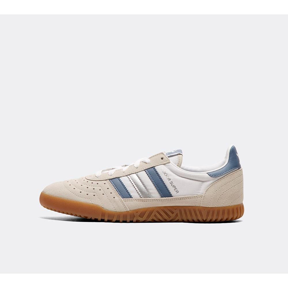アディダス adidas Originals メンズ シューズ・靴 スニーカー【Indoor Super Trainer】Clear Brown / Raw Steel / Gum 4