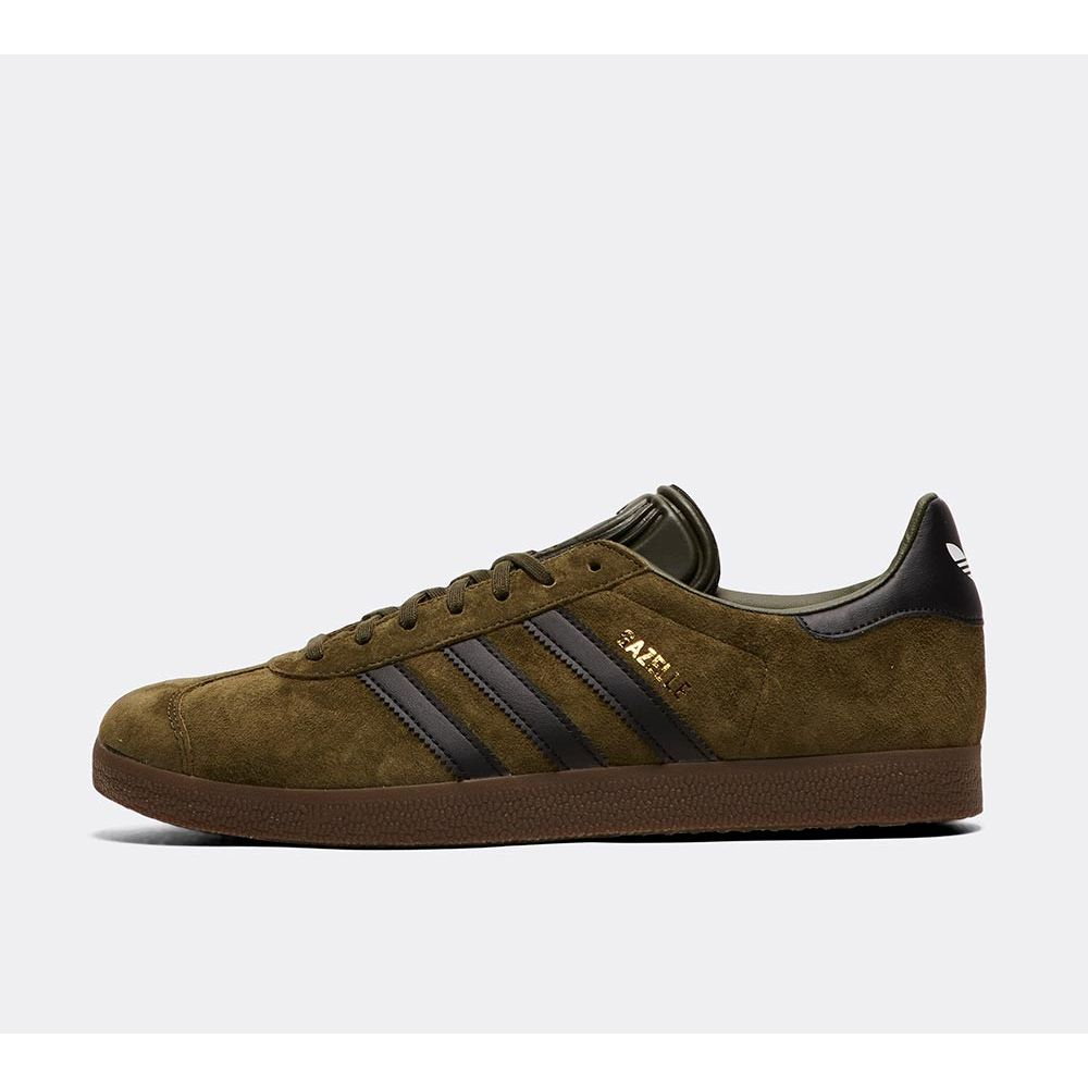 アディダス adidas Originals メンズ シューズ・靴 スニーカー【Gazelle Trainer】Night Cargo / Core Black