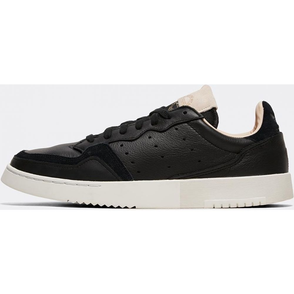 アディダス adidas Originals メンズ スニーカー シューズ・靴【Supercourt Trainer】Core Black/Core Black/Crystal White