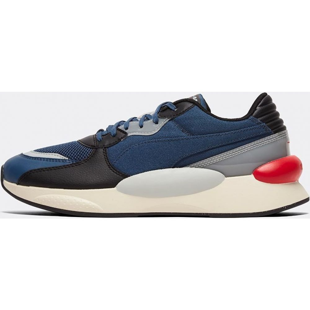 プーマ Puma メンズ スニーカー シューズ・靴【RS 9.8 Fresh Trainer】Dark Denim/Whisper White