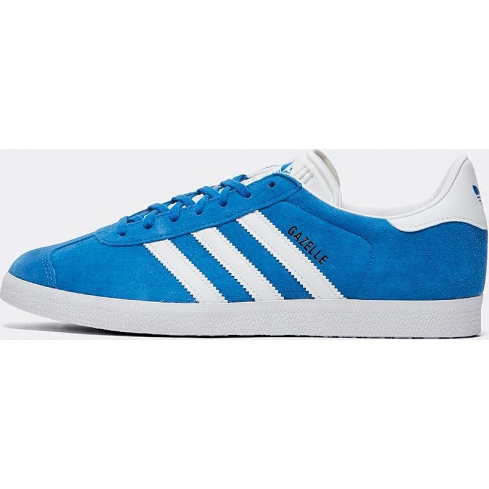 アディダス adidas Originals メンズ スニーカー シューズ・靴【Gazelle Trainer】Blue/Footwear White/Gold