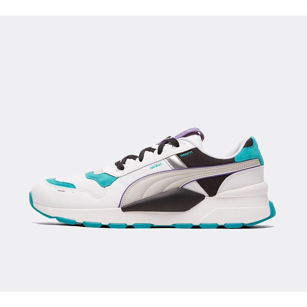 プーマ Puma メンズ スニーカー シューズ・靴【rs 2.0 future trainer】White/Viridian Green